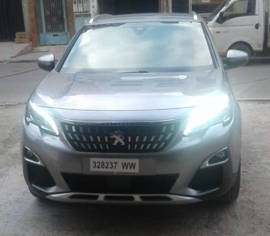 location peugeot 3008 Rabat