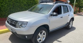 location dacia duster rabat