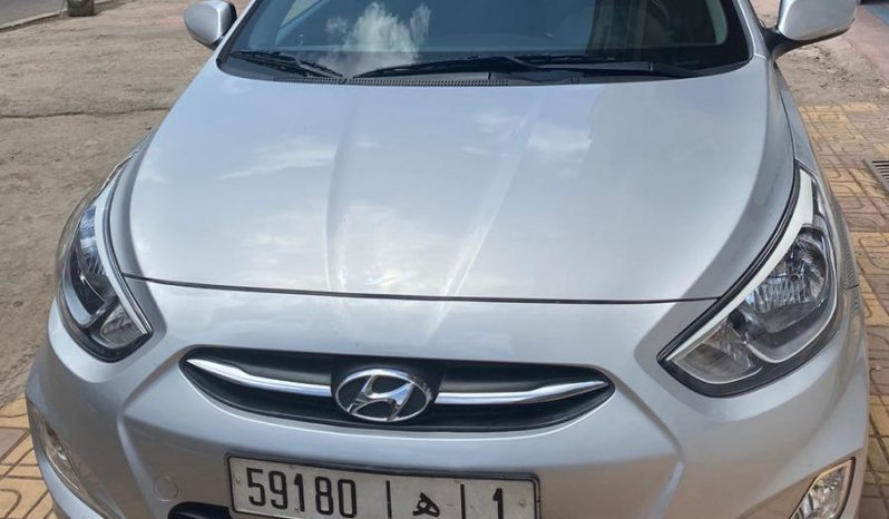 location hyundai accent Rabat